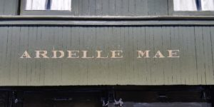 V&T Luxury Parlor Car: The Ardelle Mae