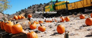virginia truckee pumpkin patch train