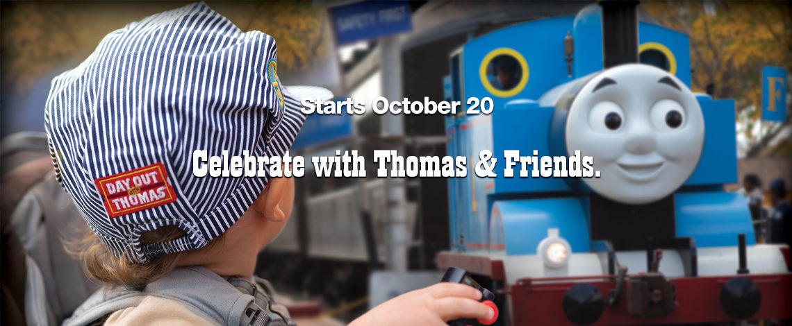 Day Out With Thomas Friendship Tour 2017