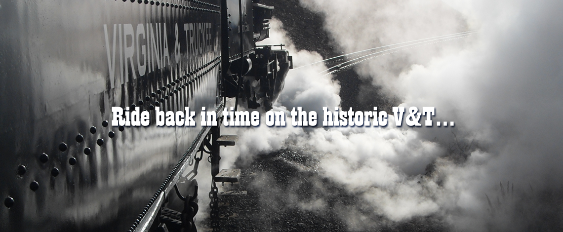 Ride Back in Time on the Historic Virginia & Truckee Railway