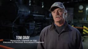 "V&T VP Tom Gray Narrates ""Steam Built"" Short Video"
