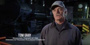 """V&T VP Tom Gray Narrates """"Steam Built"""" Short Video"""