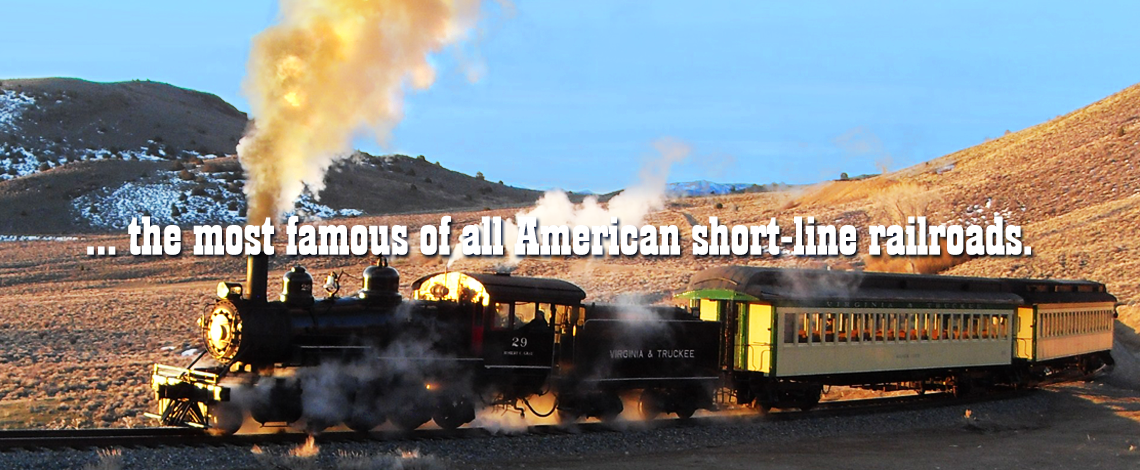 Virginia & Truckee: The Most Famous of All Shortline Railroads