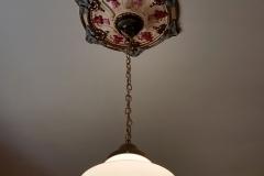 Historic Lamp Fixture